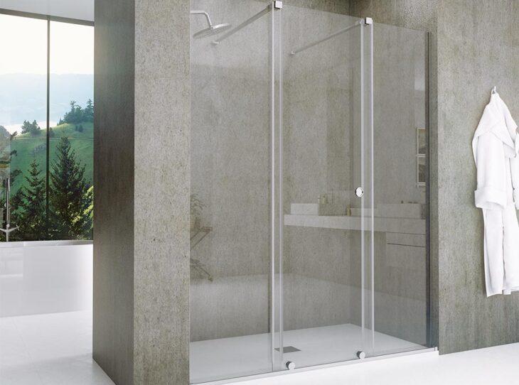 Mampara de baño Glassinox Sensacion