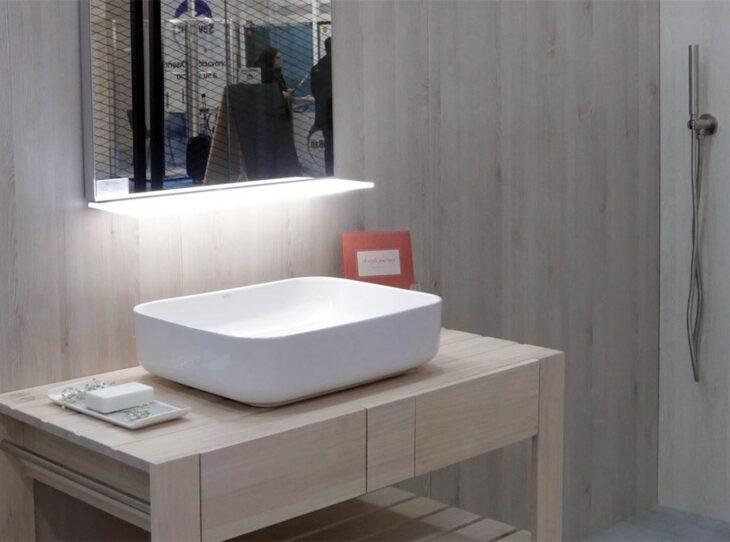 lavabo the bath collection rectangular