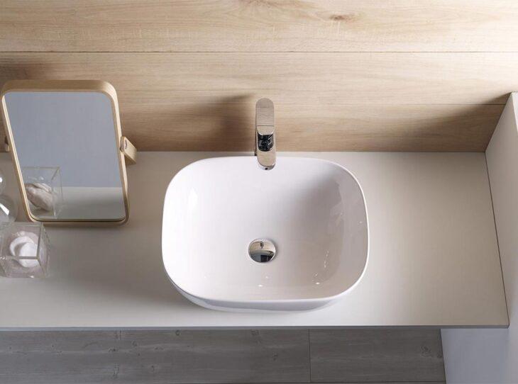 lavabo the bath collection olea rectangular