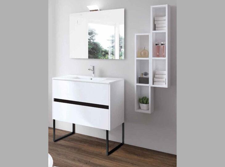 mueble inve compacto Corcega 90 cm