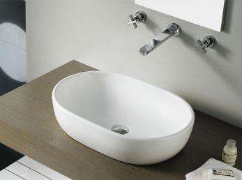 lavabo de porcelana toulouse the bath collection