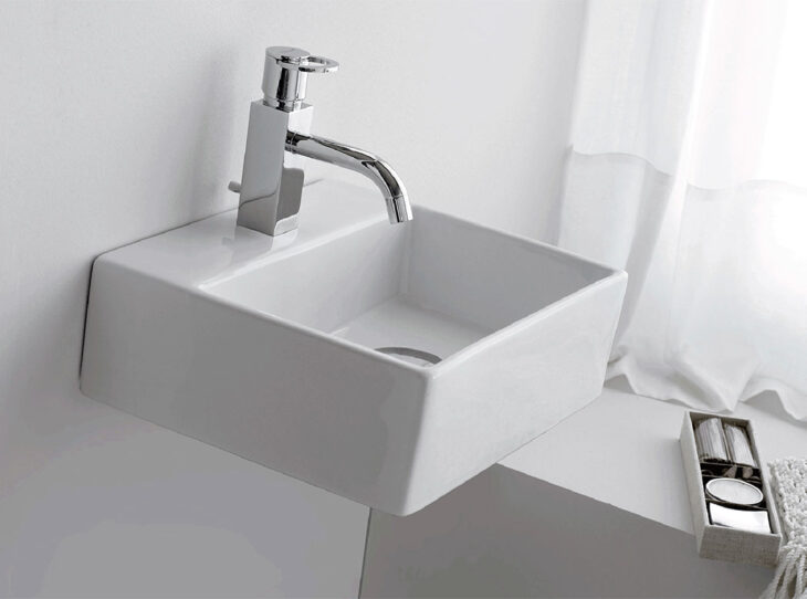 lavabo sobre encimera bergamo the bath collection